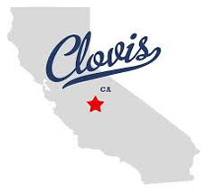 Clovis on Map