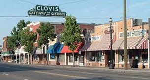Downtown Clovis